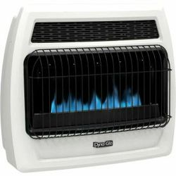 Dyna-Glo 30,000 BTU Liquid Propane Blue Flame Vent Free Thermostatic Heater for Sale in North Ridgeville,  OH