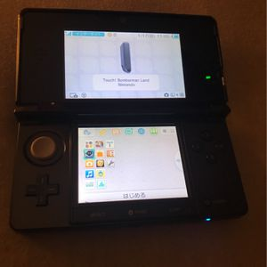 Japanese Nintendo 3ds for Sale in Grosse Pointe, MI
