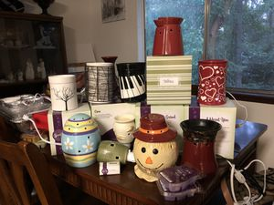 Scentsy Warmer Collection for Sale in Port Orchard, WA