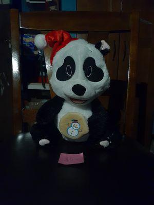 Christmas Panda Teddy Bear for Sale in Moreno Valley, CA