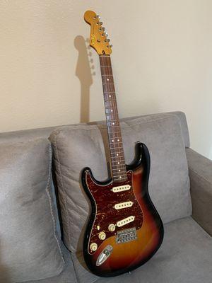 Fender Stratocaster squier left handed for Sale in Addison, TX