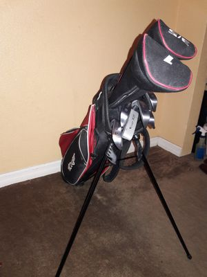 Cougar Golf Clubs wiling to trade for bluettoth headset.. for Sale in Las Vegas, NV