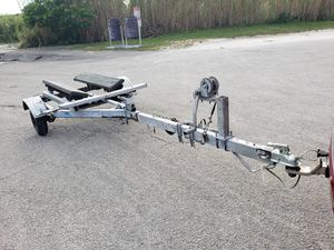 ski or small boat trailer for Sale in West Palm Beach, FL