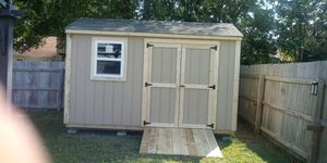 Brand New 12x8x8 Saltbox Style Shed for Sale in Norfolk, VA