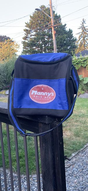 Mannys pale ale beer cooler for Sale in Seattle, WA