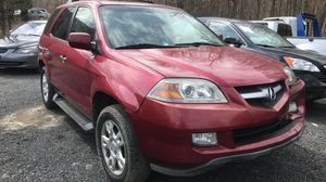 2006 Acura MDX touring for Sale in Silver Spring, MD