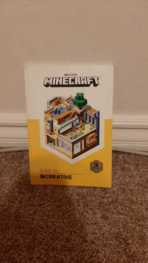 Minecraft book for Sale in Hayward, CA