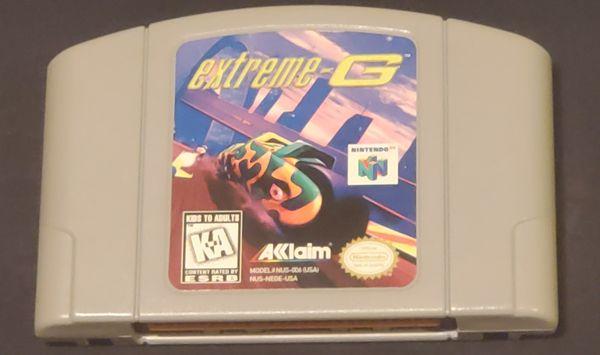 ExtremeG Nintendo 64