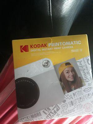 Kodak camera with printer built in. New version b of Polaroid for Sale in Dallas, TX