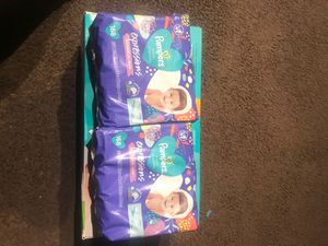 Pampers expression botanical rain wipes for Sale in Philadelphia, PA