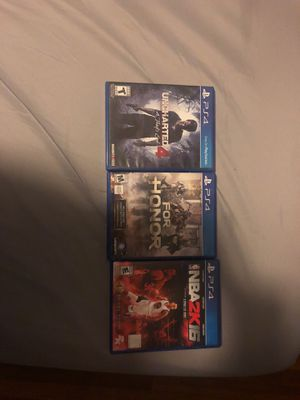 Ps4 game for Sale in Hyattsville, MD