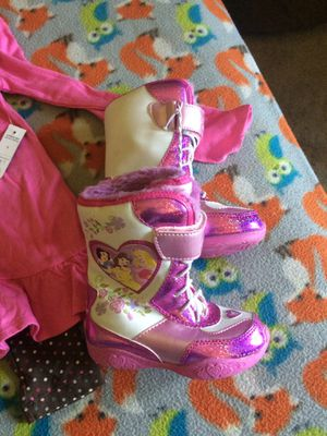 Princess boots for Sale in Christiana, TN