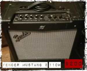 Fender Mustang 2 for Sale in Sharon, MA