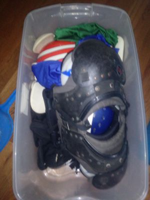 Football equipment for Sale in Temple Hills, MD