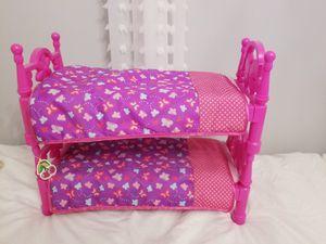 18' Doll Bunk Bed for Sale in La Grange, IL