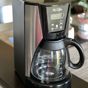 Mr. Coffee® 12-Cup Programmable Coffeemaker for Sale in Roseville, CA
