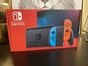 Nintendo switch - brand new for Sale in Rockville, MD