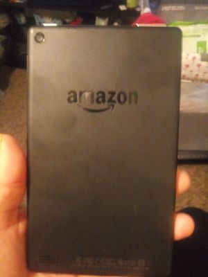 Amazon fire tablet 7inch display no issues no scratches or cracks. for Sale in King of Prussia, PA