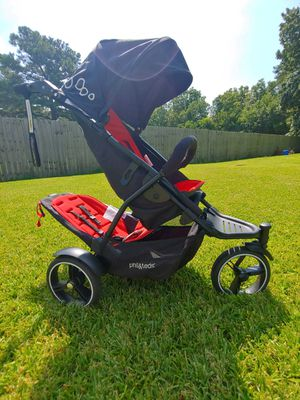 Phil and Teds Dot Compact Double stroller for Sale in Portsmouth, VA