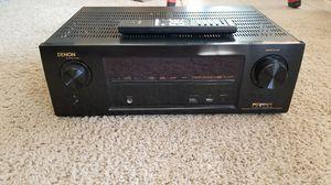 Denon X1200W 7.2ch receiver w remote and box for Sale in Tempe, AZ