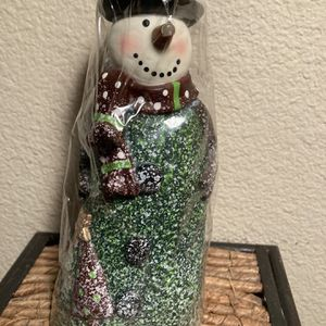 Snowman Candle⛄️ for Sale in Sherwood, OR