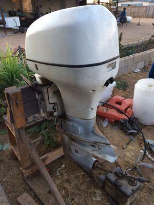 1999 Evinrude 115 hp outboard motor for Sale in Hesperia, CA