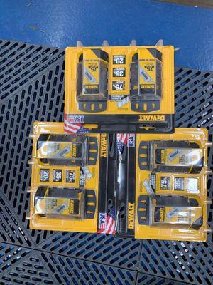 Dewalt Blades x3 New for Sale in Schiller Park, IL