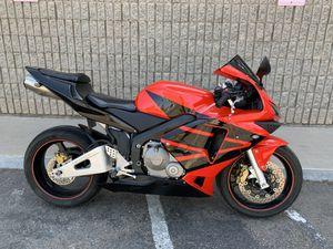 2004 Honda CBR600RR- Sport Bike for Sale in Chandler, AZ