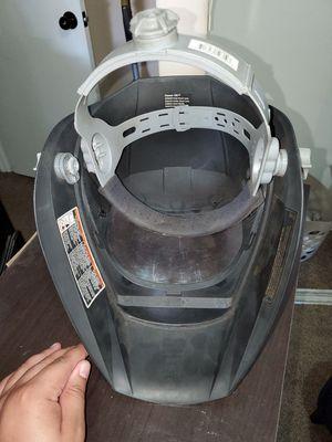Miller Welding Helmet Black Classic VSI Lens for Sale in Riverside, CA