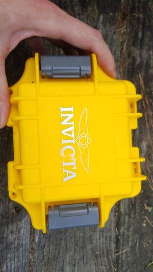 Invicta watch box for Sale in Norfolk, VA