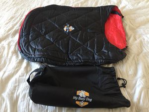 Dog Sleeping Bag for Camping with Stuff Sack for Sale in Tacoma, WA