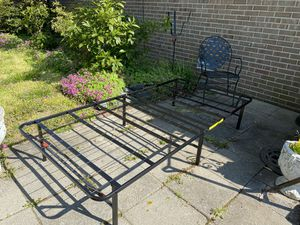 Hot item !! Collapsible twin bed frame for Sale in Newport News, VA