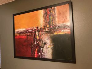 Canvas art painting for Sale in Knightdale, NC