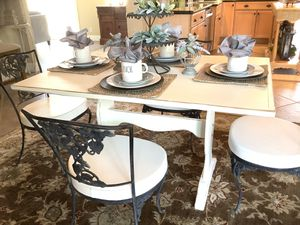 TABLE - FARMHOUSE/COTTAGE CHIC for Sale in Chino, CA