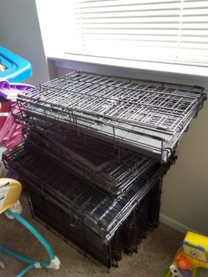 Dog Crates Kennels. Various Sizes. for Sale in Alexandria, VA
