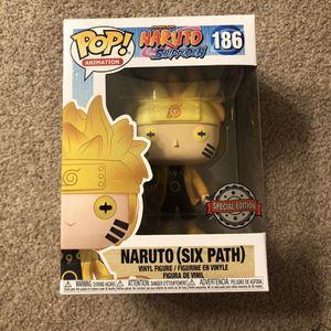 Naruto Six Path Funko Pop for Sale in Virginia Beach, VA