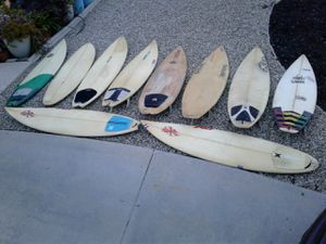 """Shortboard Surfboard Sale 5'10"""" to 6'5"""" + More for Sale in Wildomar, CA"""
