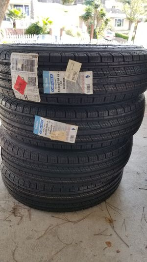 Trailer tires, ST205/75R15 for Sale in Spring Valley, CA