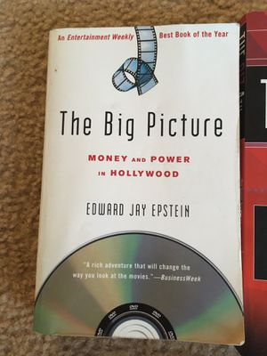 The Big picture by Edward Jay Epstein for Sale in Santa Monica, CA