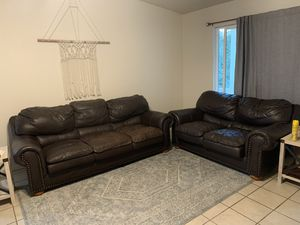 Sofa and loveseat for Sale in Fresno, CA