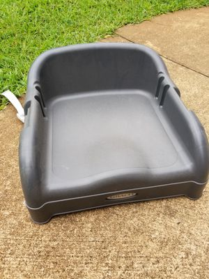Graco Booster seat for high chair for Sale in Lyman, SC