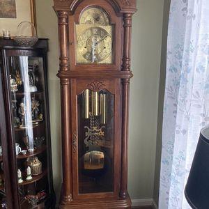 Ridgeway Grandfather Clock for Sale in Monrovia, MD