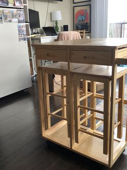 Convertible Kitchen Island for Sale in Seattle,  WA