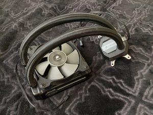 Corsair H80i CPU Liquid Cooler for Sale in Selma, CA