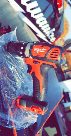 Milwaukee M18 Drill Driver (TOOL ONLY) NO BATTERY NO CHARGER for Sale in Fresno, CA