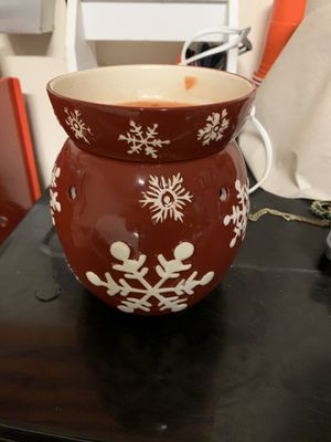 Christmas Scentsy warmer for Sale in Deer Park, TX