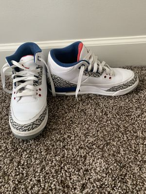 Jordan Nike size 5 1/2 for Sale in Wake Forest, NC