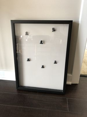 Shadow box picture frame for Sale in Rockville, MD