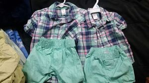 Boys 3t and 9mnths.easter outfit for Sale in Concord, VA