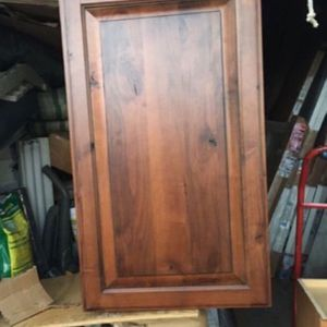 Mahogany Door Wall Cabinet for Sale in Columbus, OH